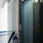 ascensor hidraulico dos personas
