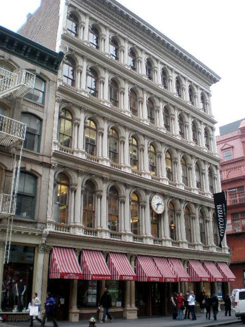 edificio Haughwout nueva york