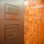 ascensor hidraulico seis personas diseno