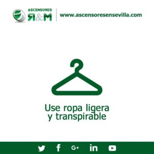 ropa transpirable