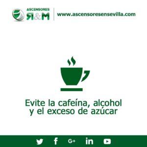 evite cafeina